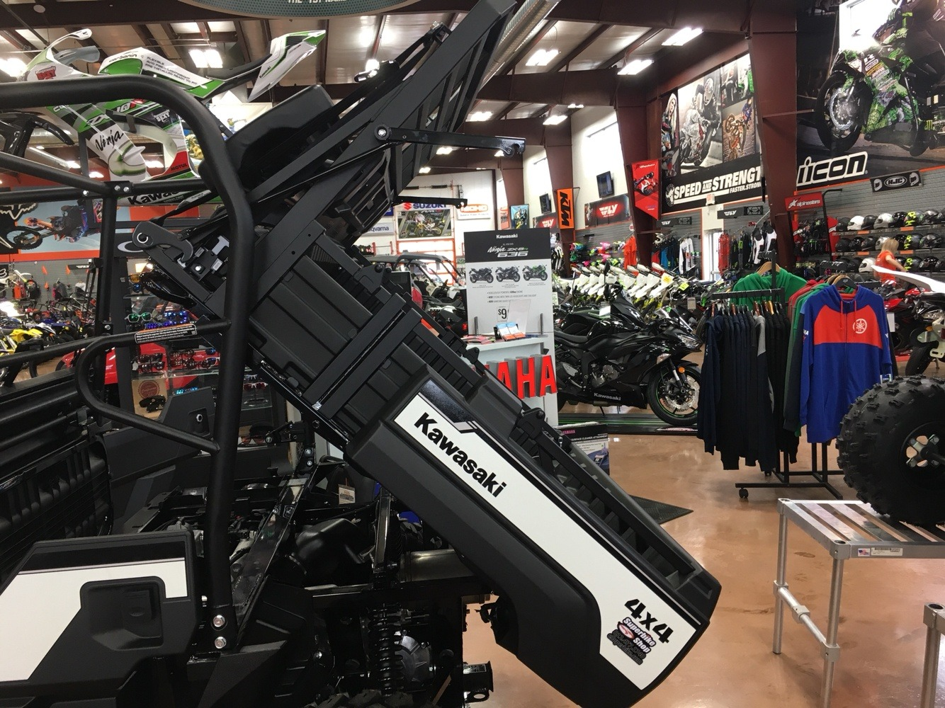 2019 Kawasaki Mule PRO-FXT EPS in Evansville, Indiana - Photo 38