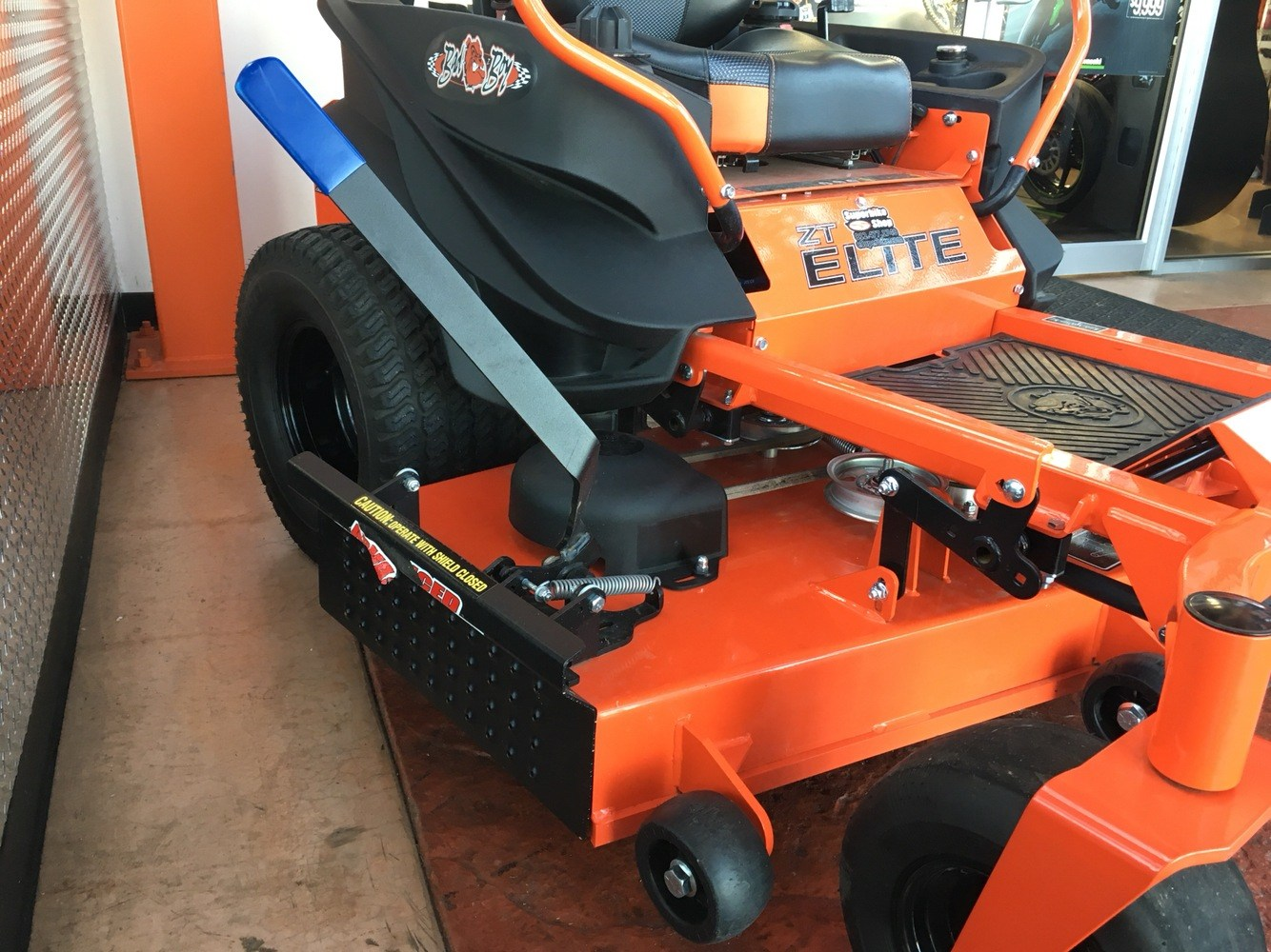 2018 Bad Boy Mowers 5400 Kohler Maverick in Evansville, Indiana - Photo 12