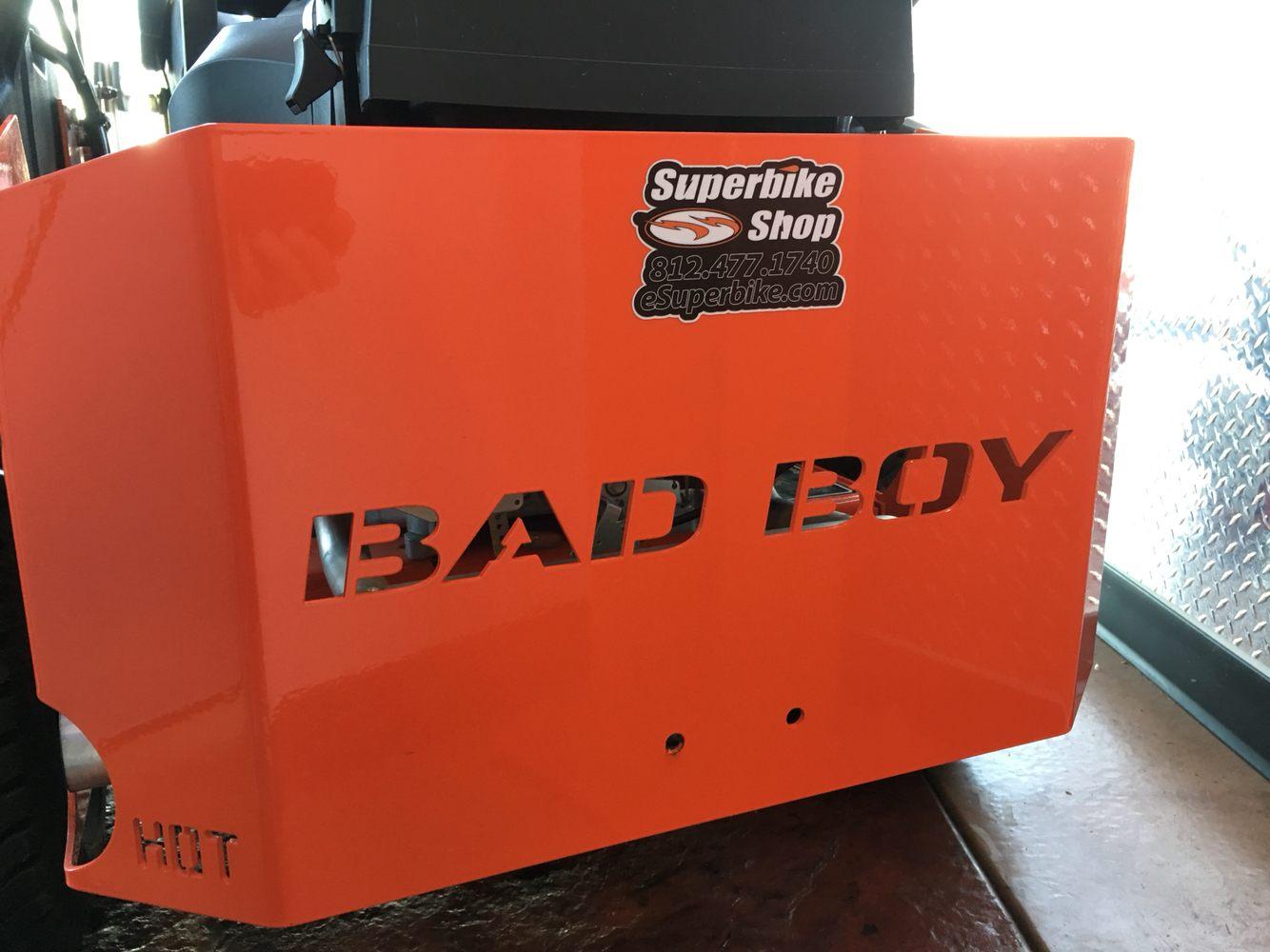 2018 Bad Boy Mowers 5400 Kohler Maverick in Evansville, Indiana