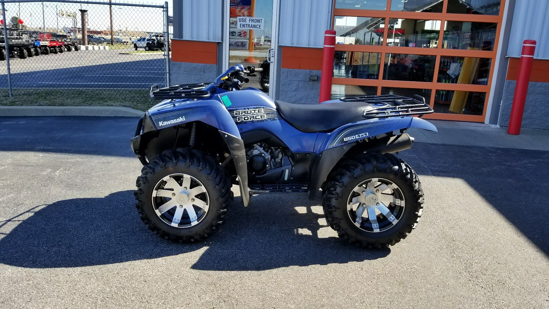 2011 Brute Force 650 4x4