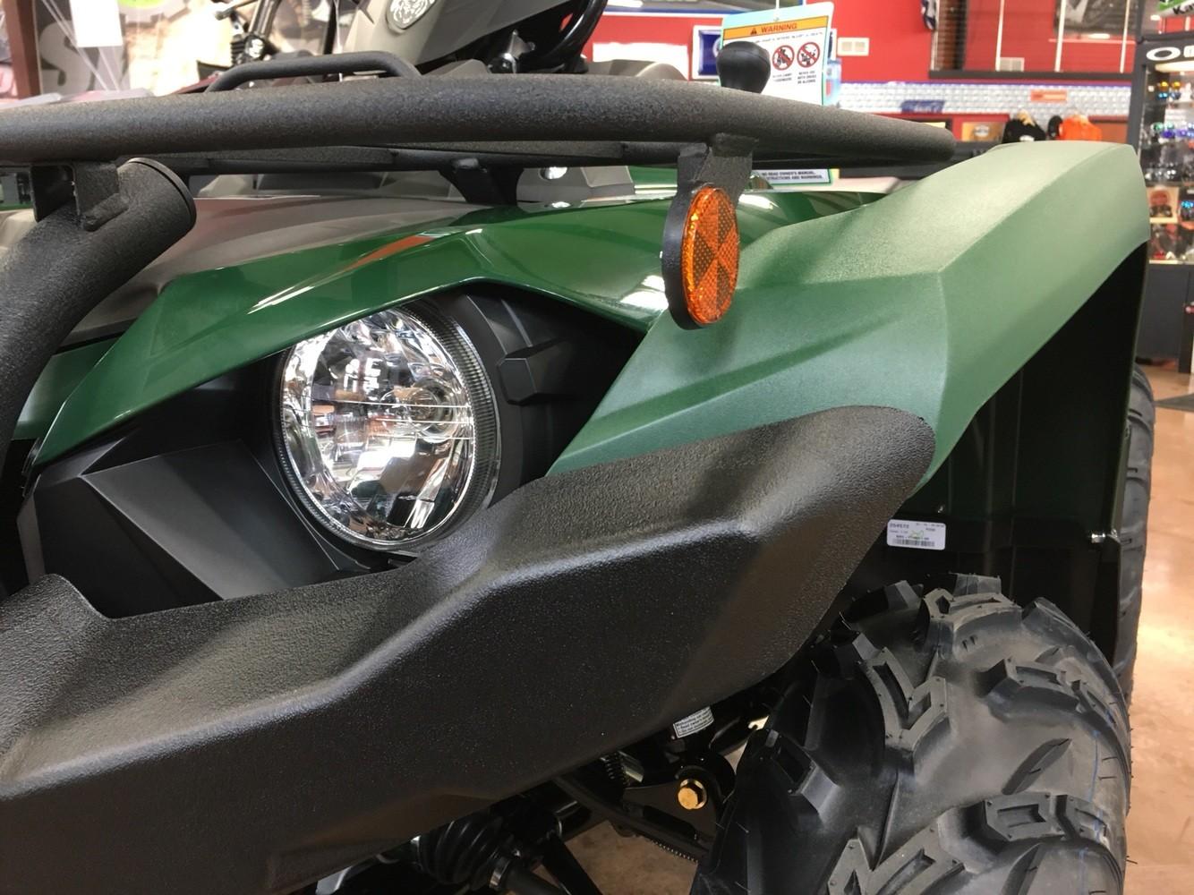 2019 Yamaha Kodiak 450 12