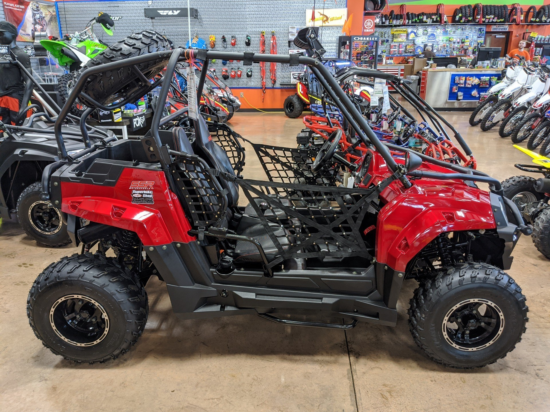 2020 SSR Motorsports SRU170RS in Evansville, Indiana - Photo 1