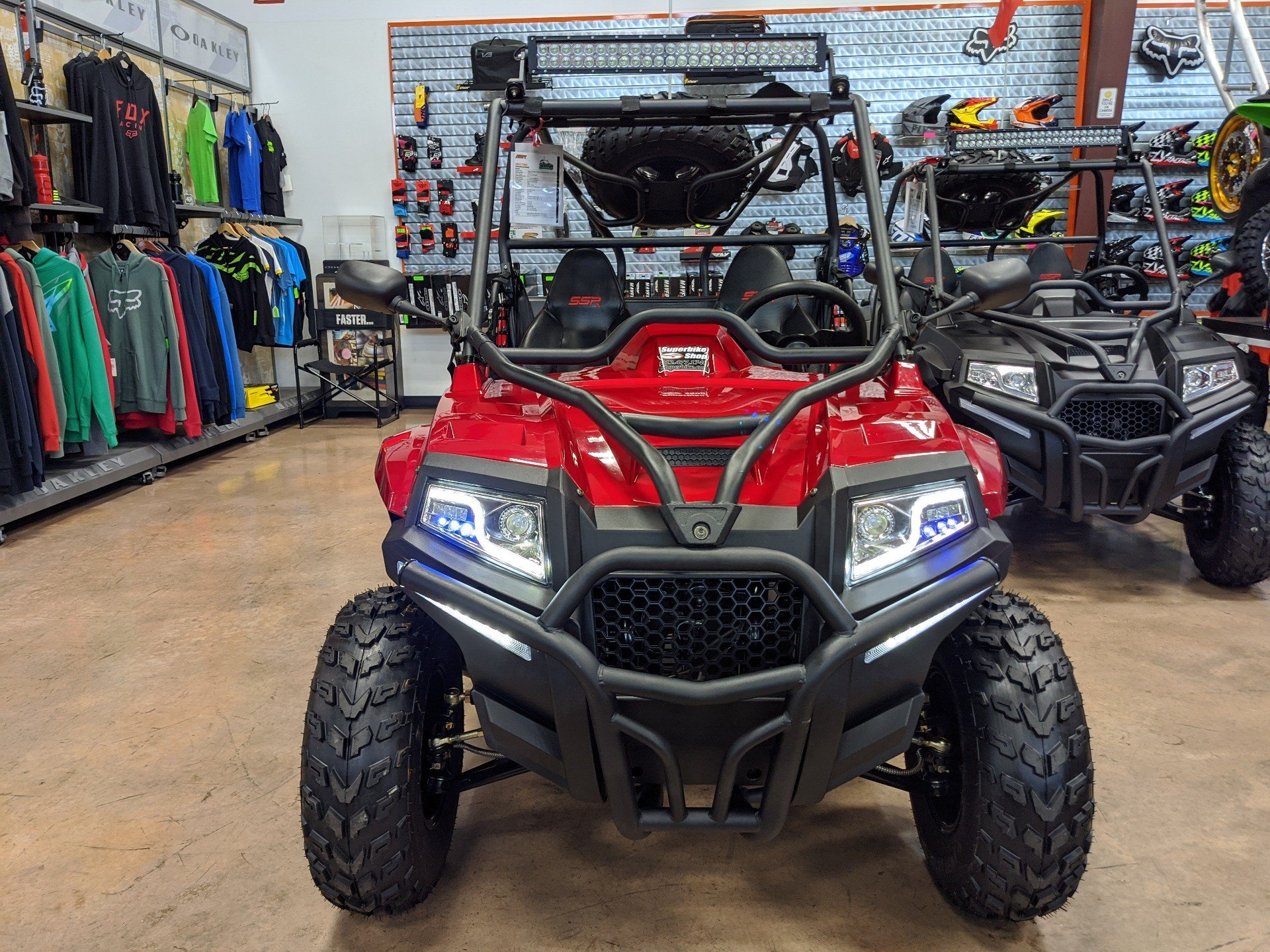 2020 SSR Motorsports SRU170RS in Evansville, Indiana - Photo 2