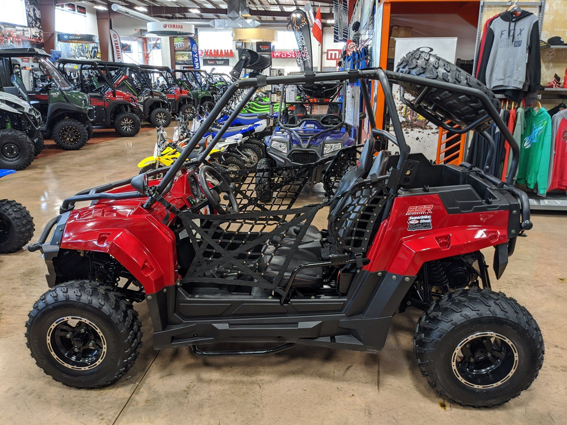 2020 SSR Motorsports SRU170RS in Evansville, Indiana - Photo 4