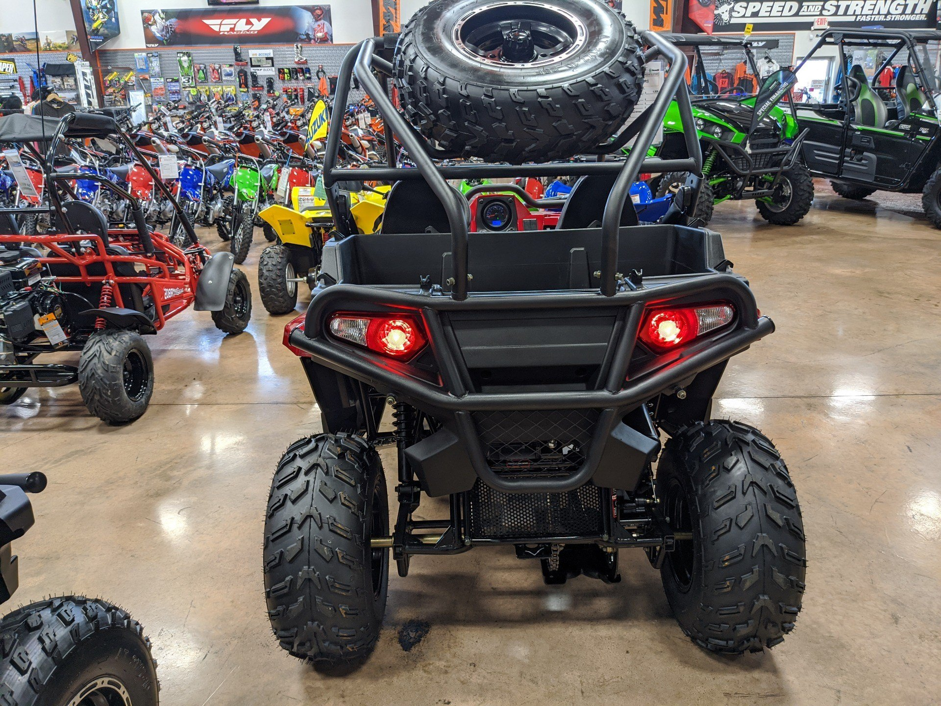 2020 SSR Motorsports SRU170RS in Evansville, Indiana - Photo 5