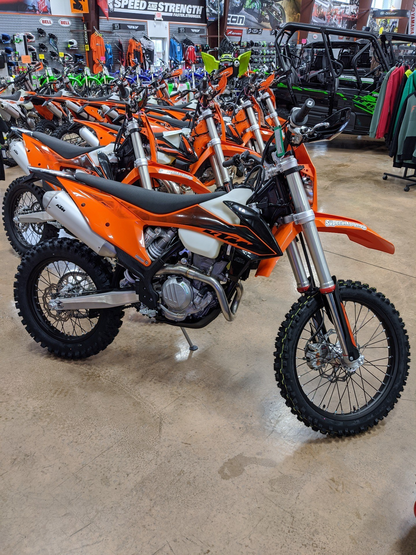 2020 KTM 350 XCF-W in Evansville, Indiana - Photo 2