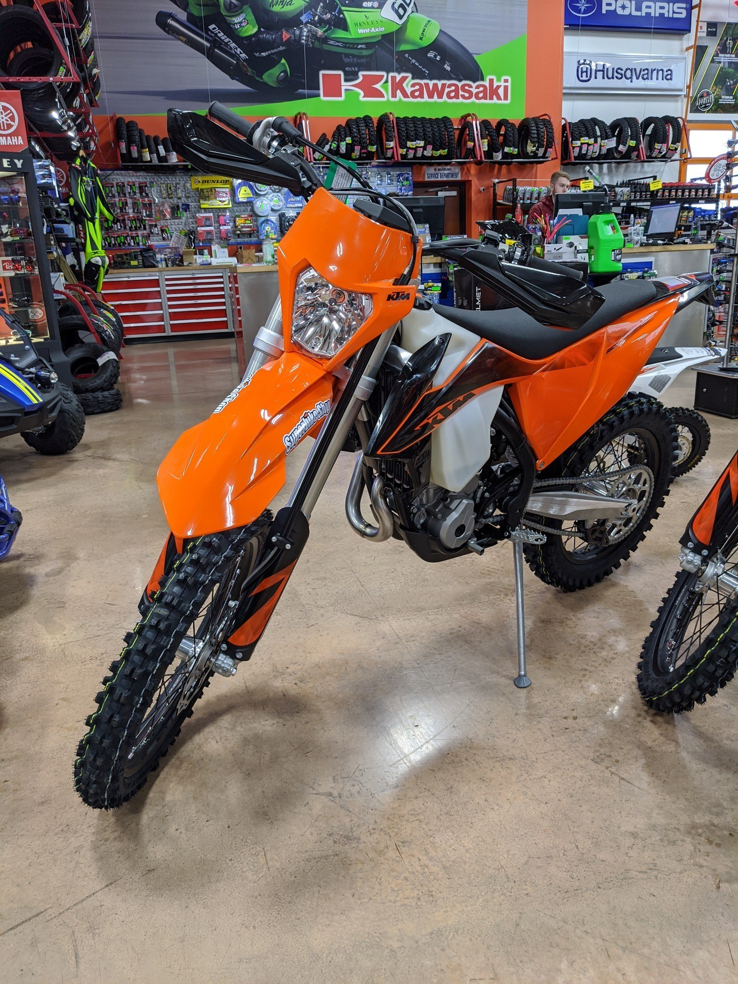 2020 KTM 350 XCF-W in Evansville, Indiana - Photo 4