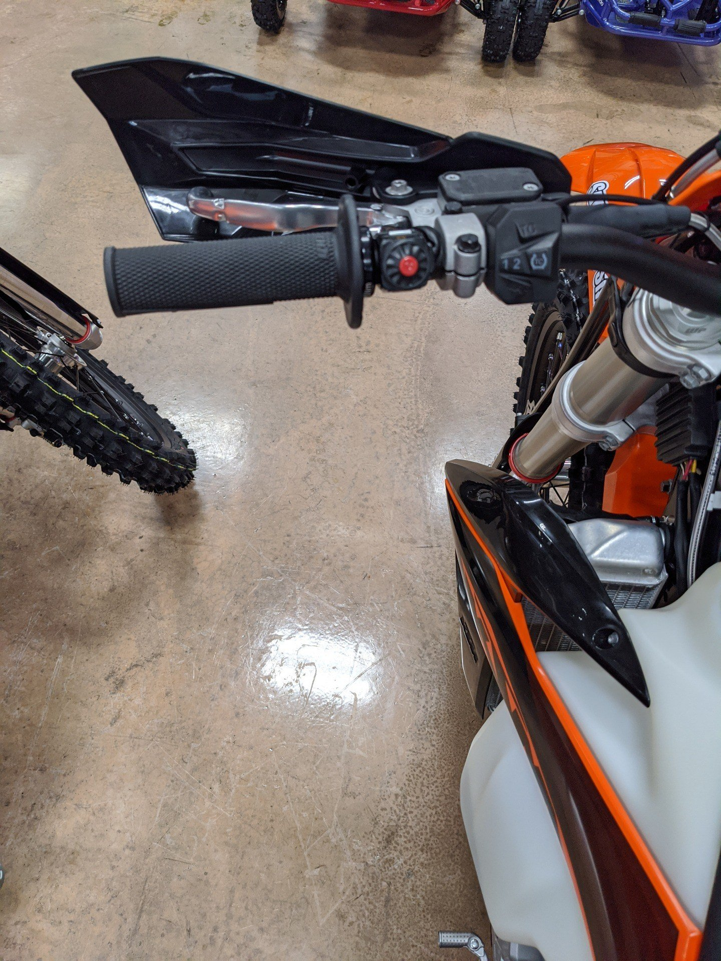 2020 KTM 350 XCF-W in Evansville, Indiana - Photo 9