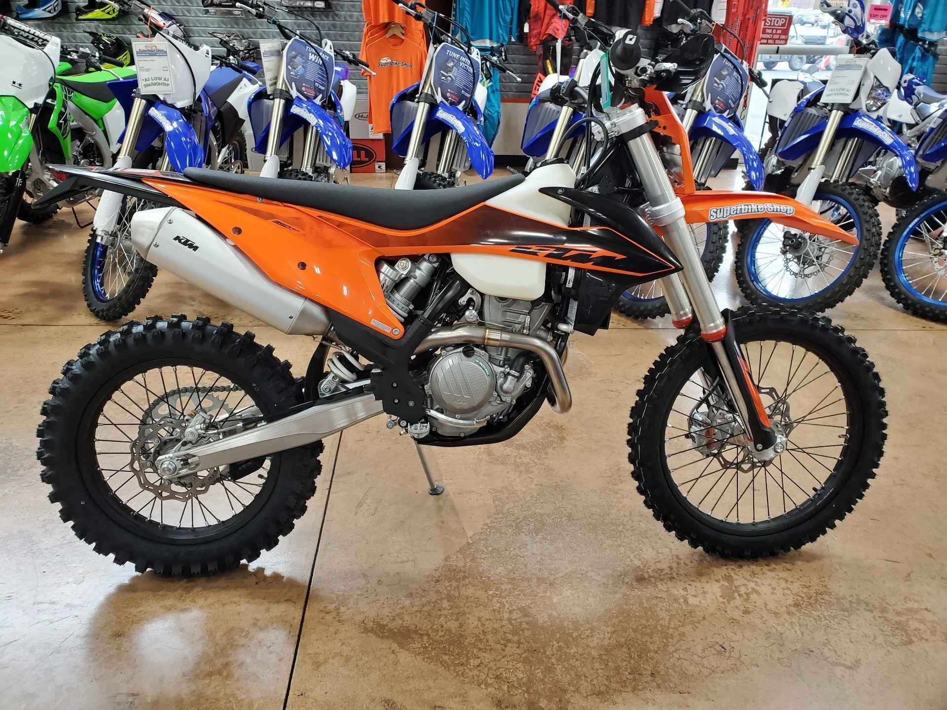 2020 KTM 350 XCF-W in Evansville, Indiana - Photo 1