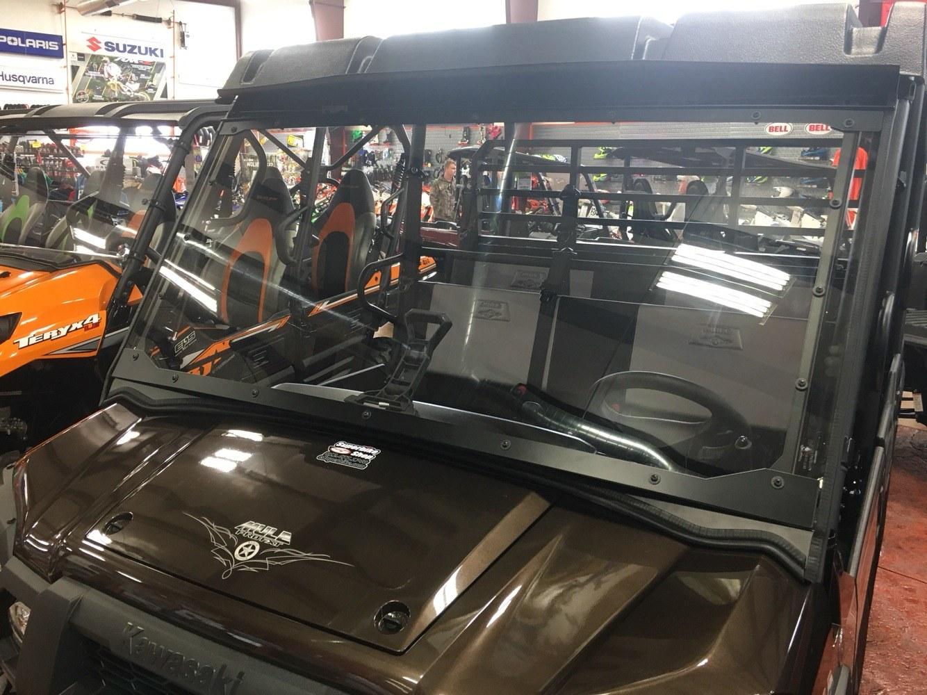 2019 Kawasaki Mule PRO-FXT Ranch Edition 6