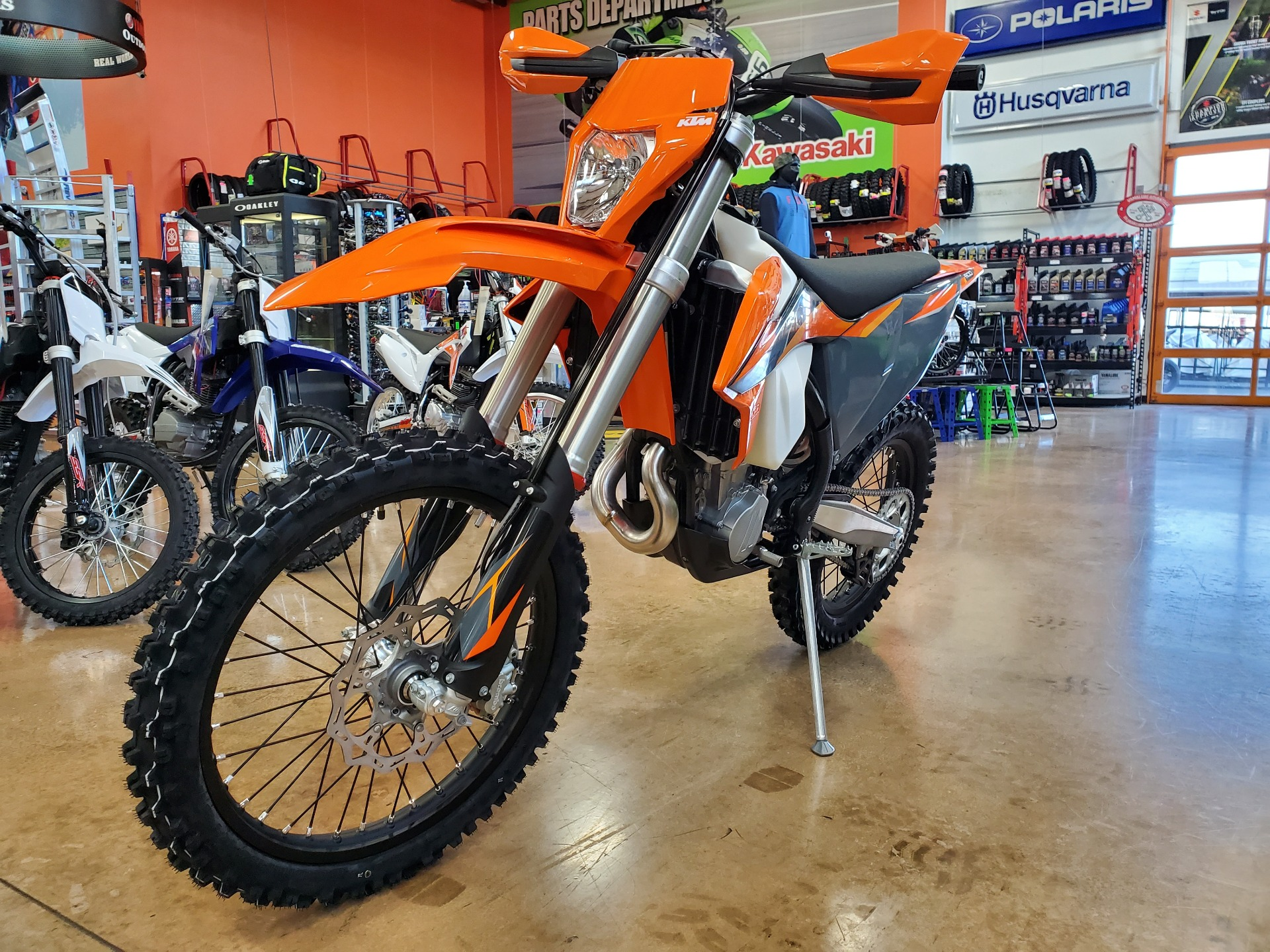 2021 KTM 500 XCF-W in Evansville, Indiana - Photo 3