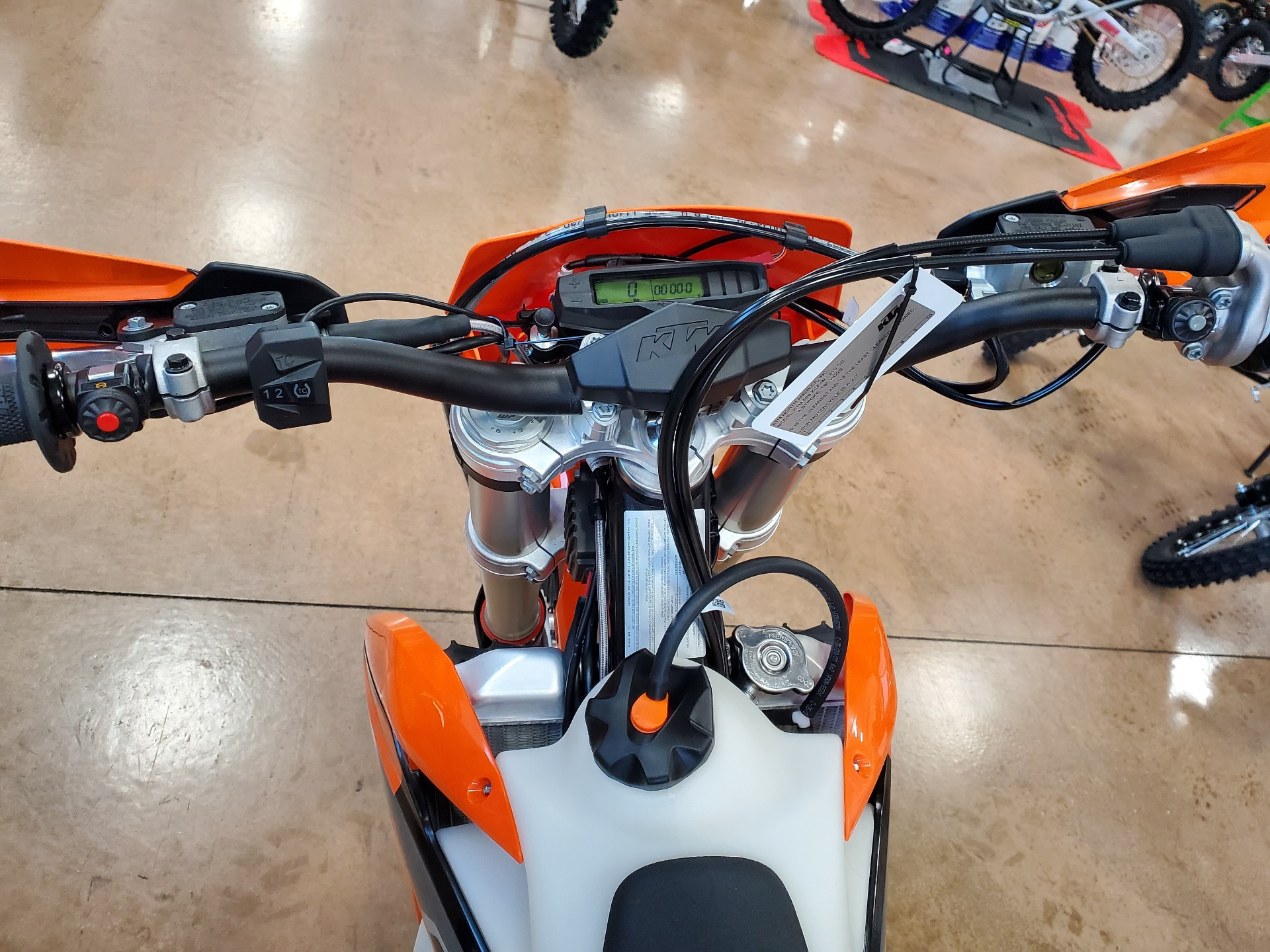 2021 KTM 500 XCF-W in Evansville, Indiana - Photo 6