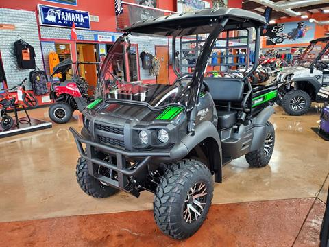 2021 Kawasaki Mule SX 4x4 XC LE FI in Evansville, Indiana - Photo 5