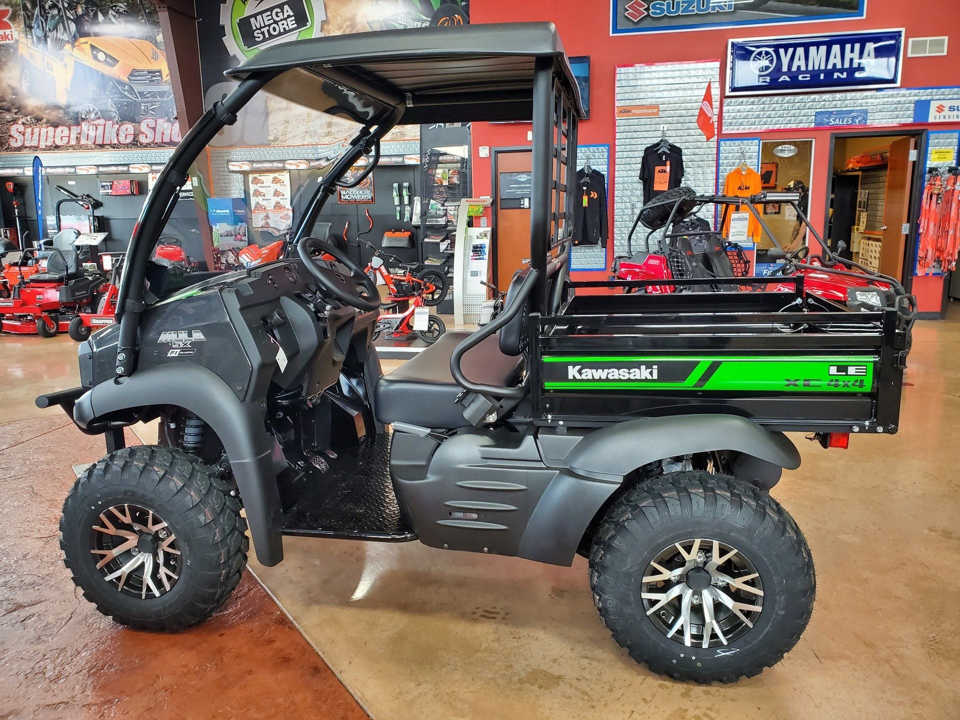 2021 Kawasaki Mule SX 4x4 XC LE FI in Evansville, Indiana - Photo 6