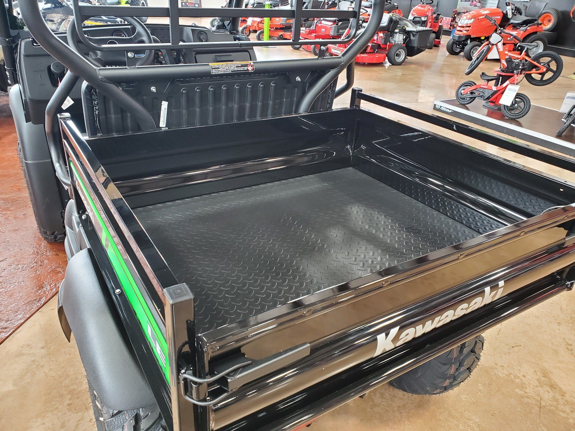 2021 Kawasaki Mule SX 4x4 XC LE FI in Evansville, Indiana - Photo 8