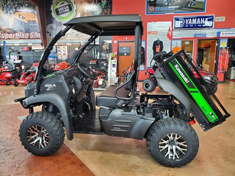 2021 Kawasaki Mule SX 4x4 XC LE FI in Evansville, Indiana - Photo 10