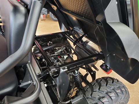 2021 Kawasaki Mule SX 4x4 XC LE FI in Evansville, Indiana - Photo 11
