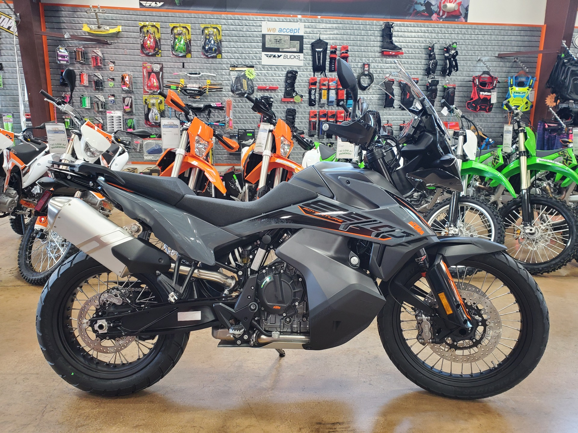 2021 KTM 890 Adventure in Evansville, Indiana - Photo 1