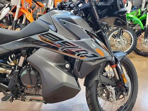 2021 KTM 890 Adventure in Evansville, Indiana - Photo 9
