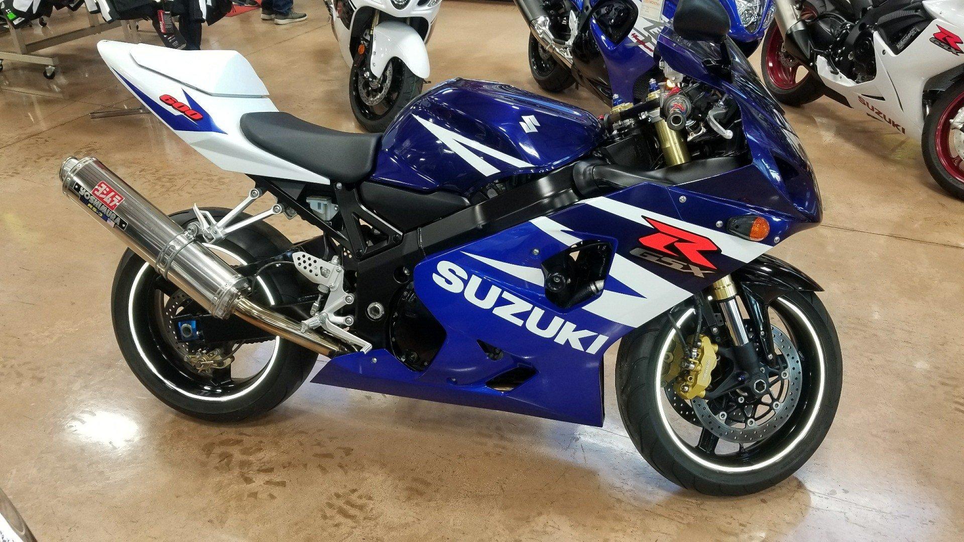 2004 GSX-R600