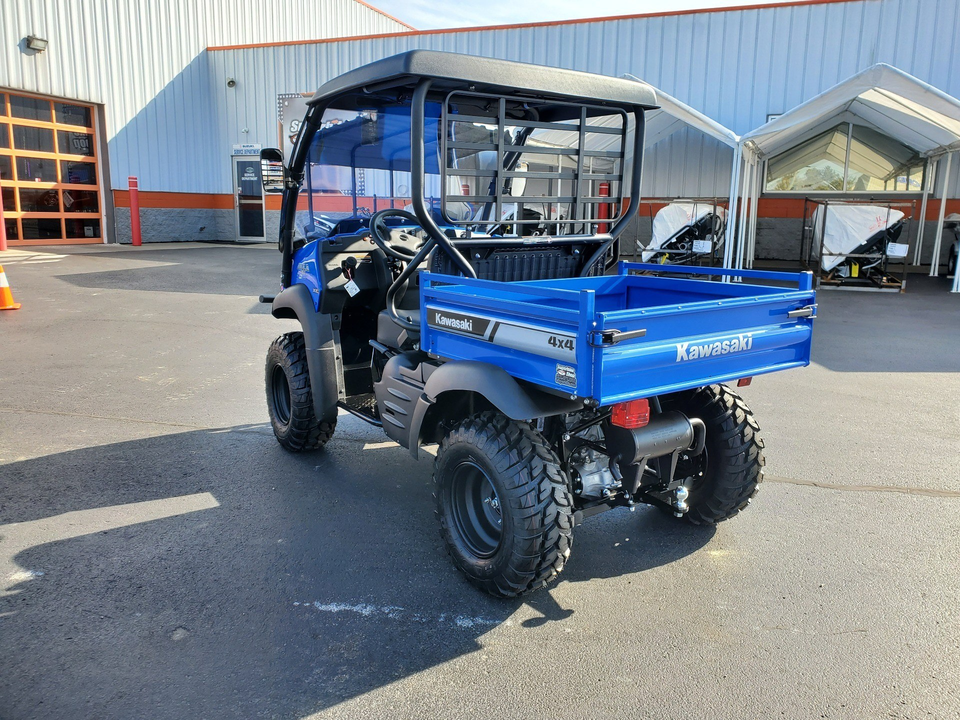 2020 Kawasaki Mule SX 4X4 XC FI 6