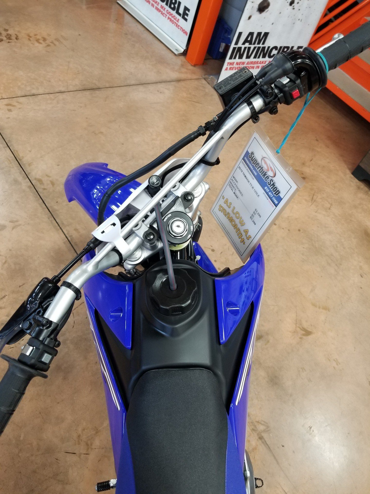 2019 Yamaha TT-R125LE in Evansville, Indiana - Photo 7