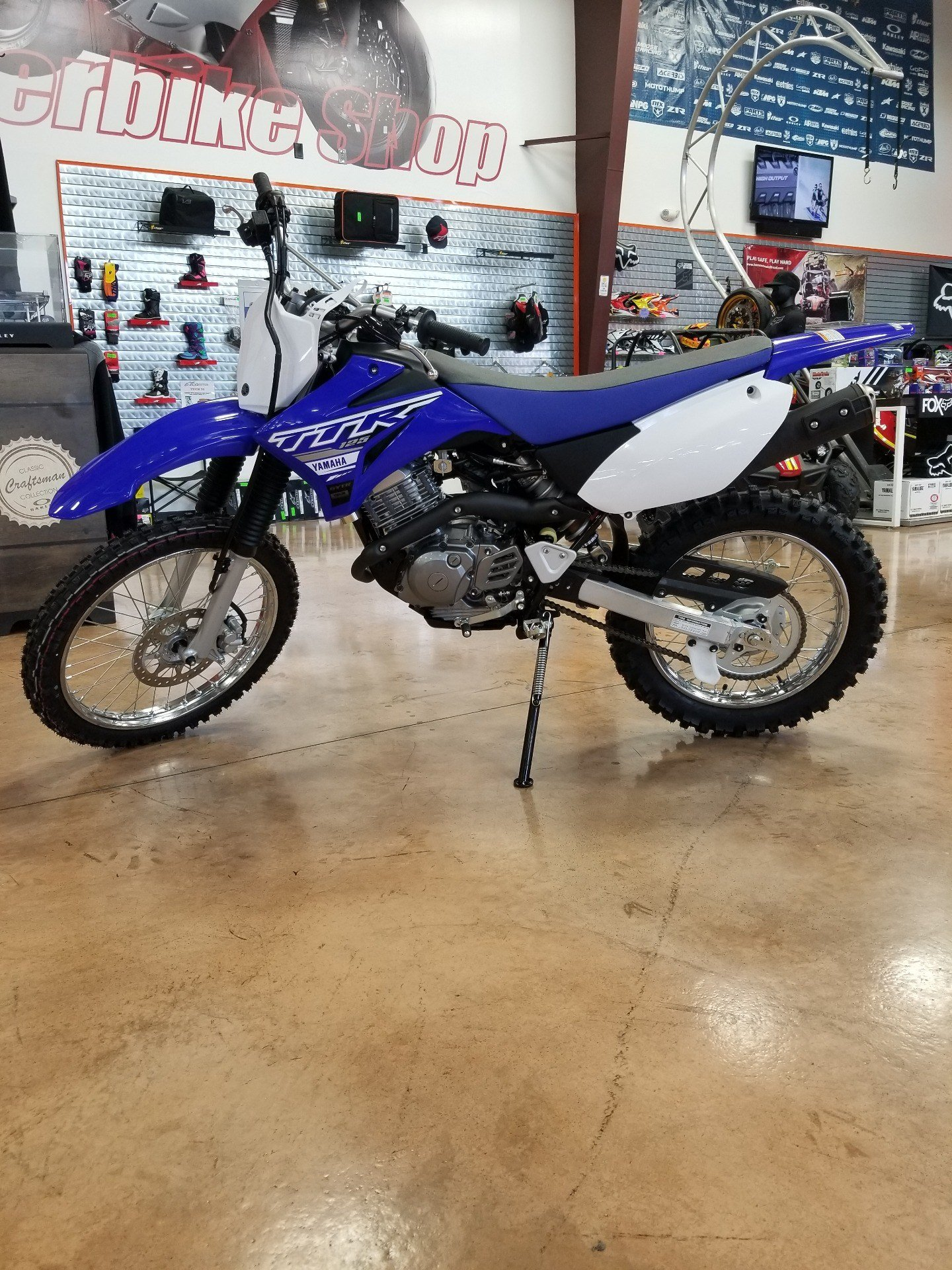 2019 Yamaha TT-R125LE in Evansville, Indiana - Photo 4