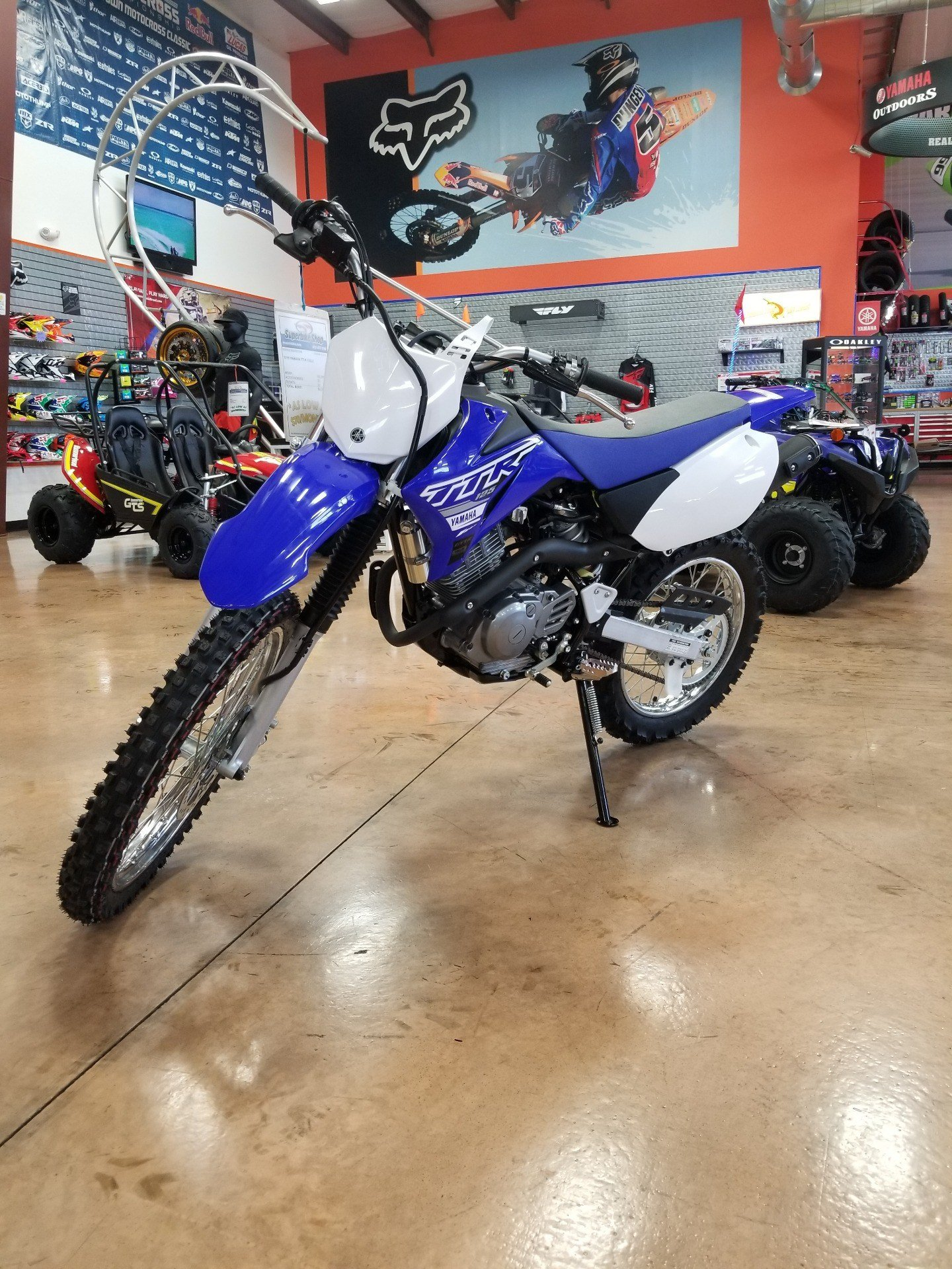 2019 Yamaha TT-R125LE in Evansville, Indiana - Photo 1