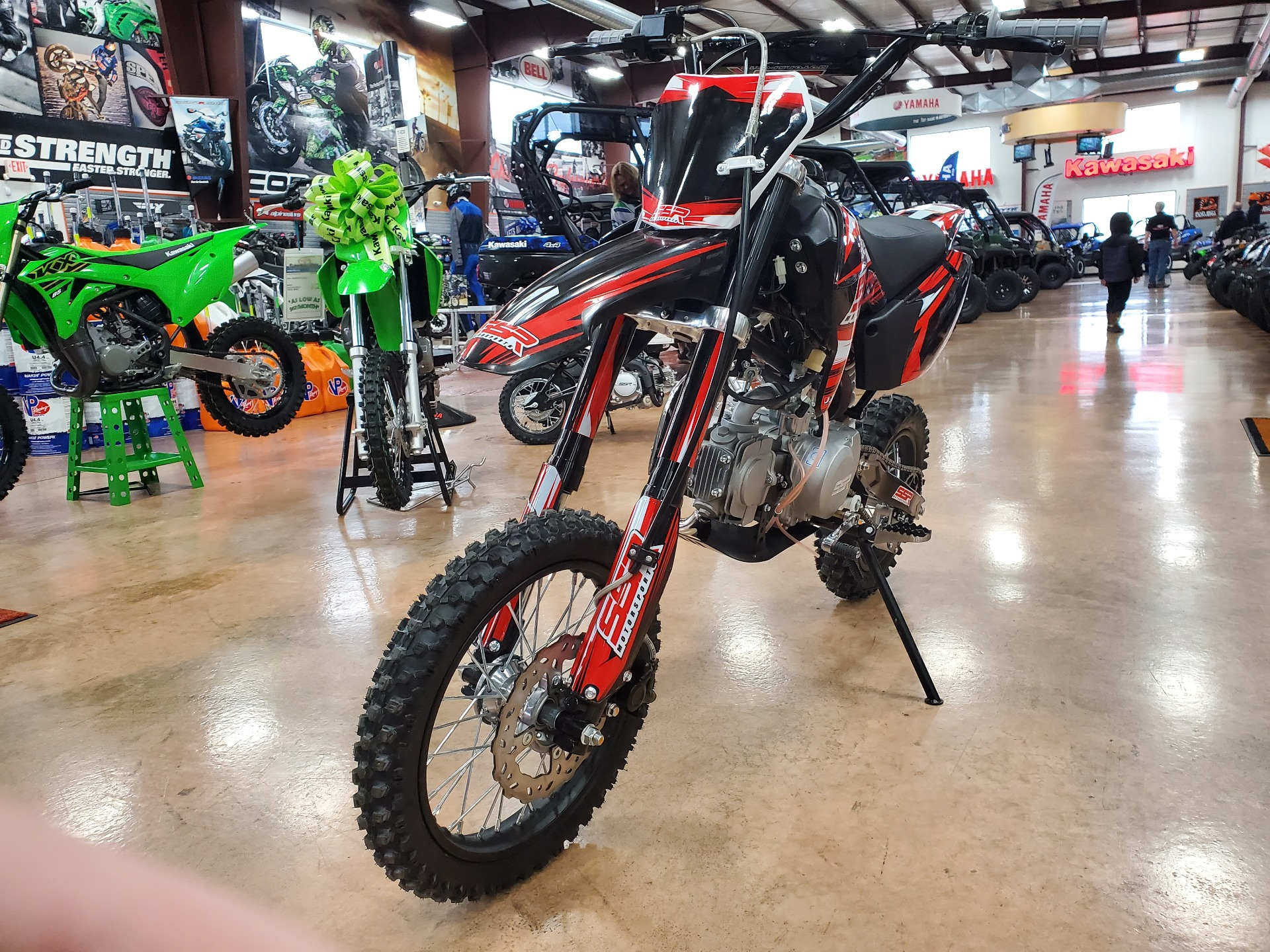 2021 SSR Motorsports SR125TR in Evansville, Indiana - Photo 3