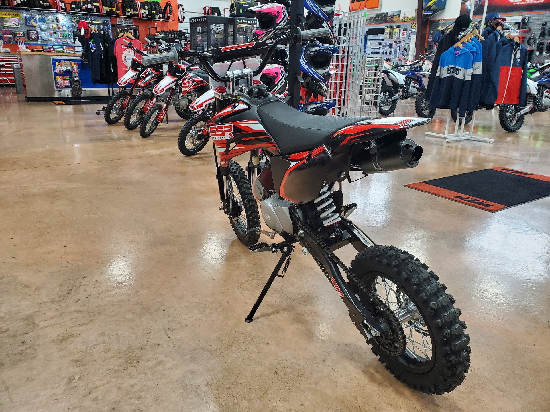 2021 SSR Motorsports SR125TR in Evansville, Indiana - Photo 5