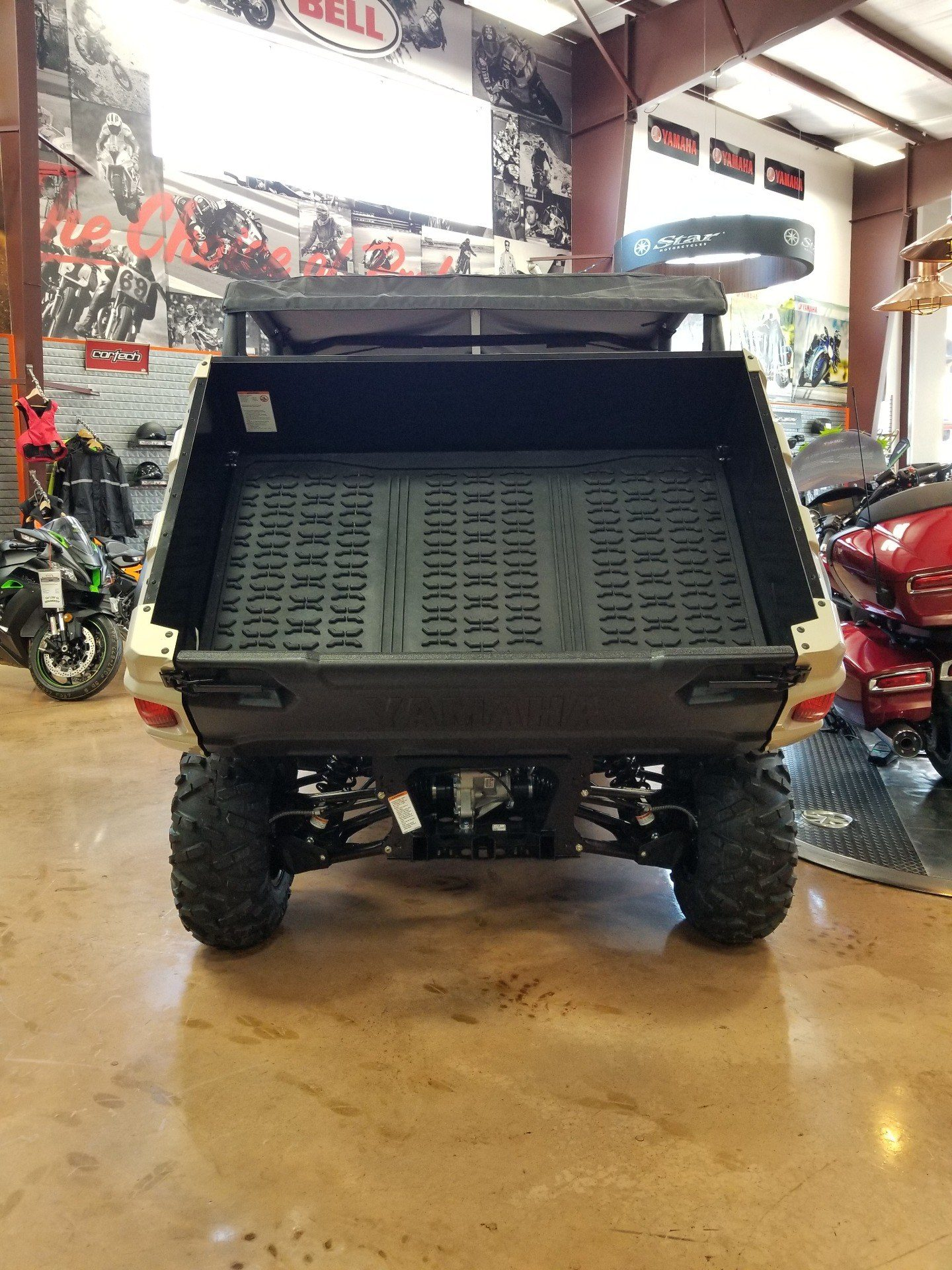 2019 Yamaha Viking VI EPS Ranch Edition in Evansville, Indiana - Photo 5