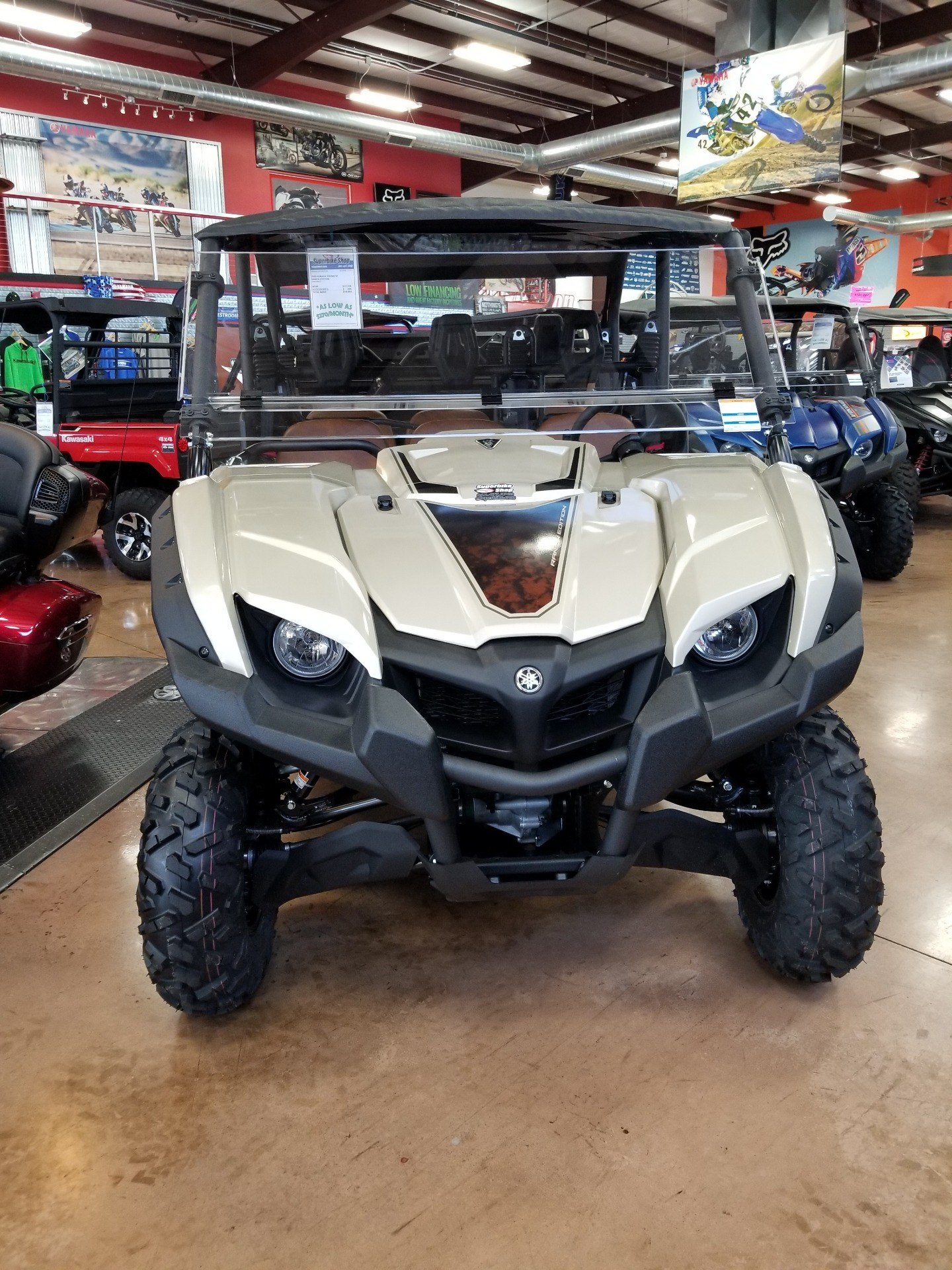 2019 Yamaha Viking VI EPS Ranch Edition in Evansville, Indiana - Photo 2