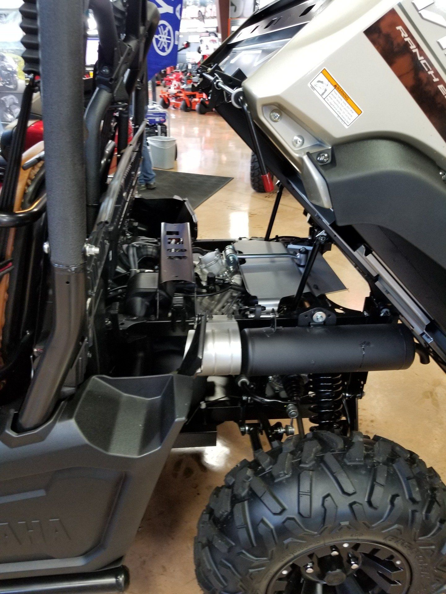 2019 Yamaha Viking VI EPS Ranch Edition in Evansville, Indiana - Photo 13