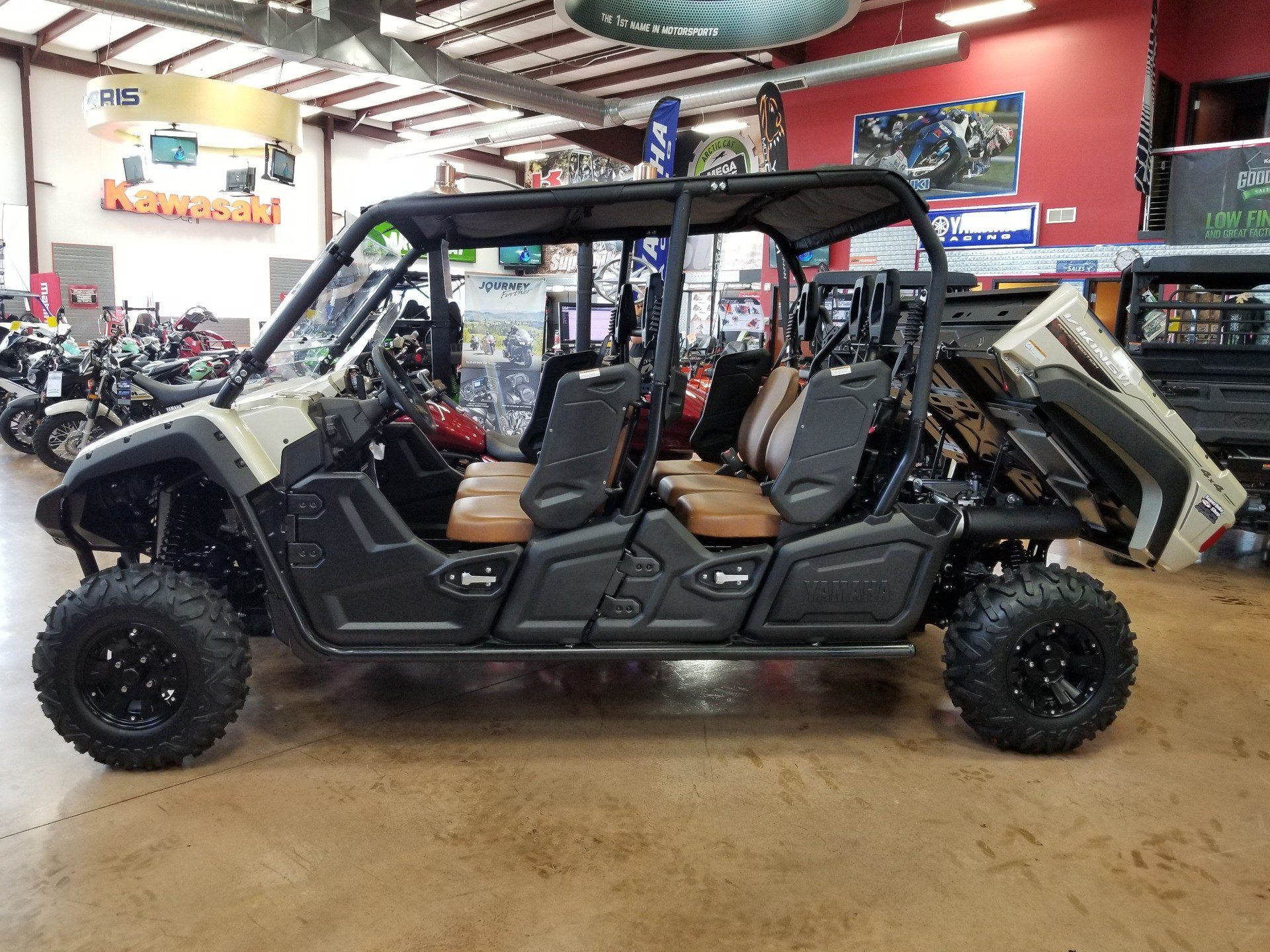 2019 Yamaha Viking VI EPS Ranch Edition in Evansville, Indiana - Photo 4