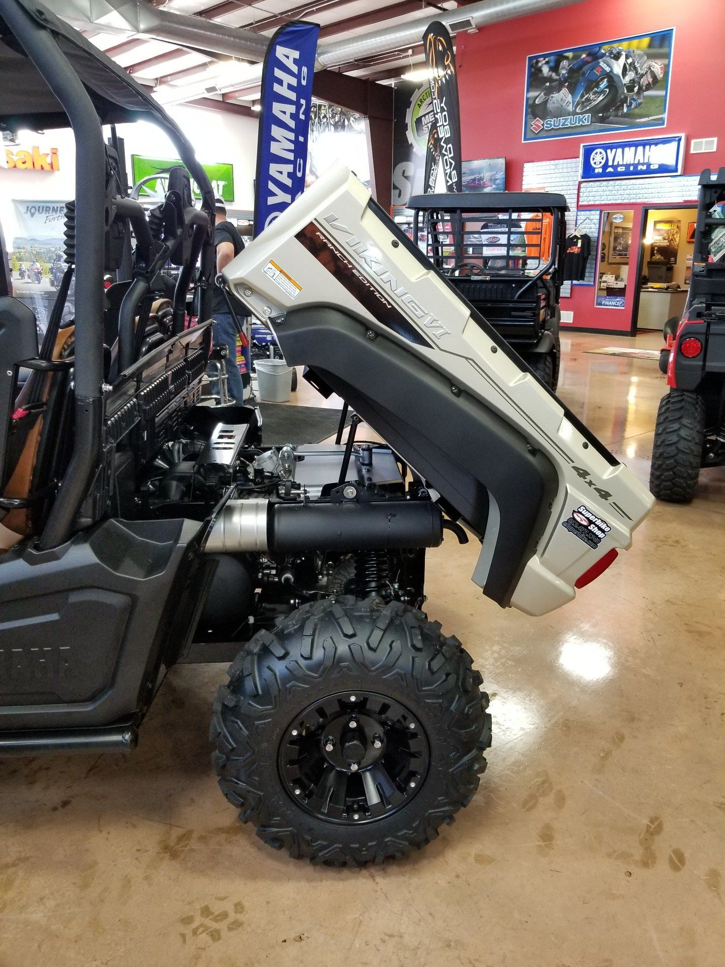 2019 Yamaha Viking VI EPS Ranch Edition in Evansville, Indiana - Photo 14