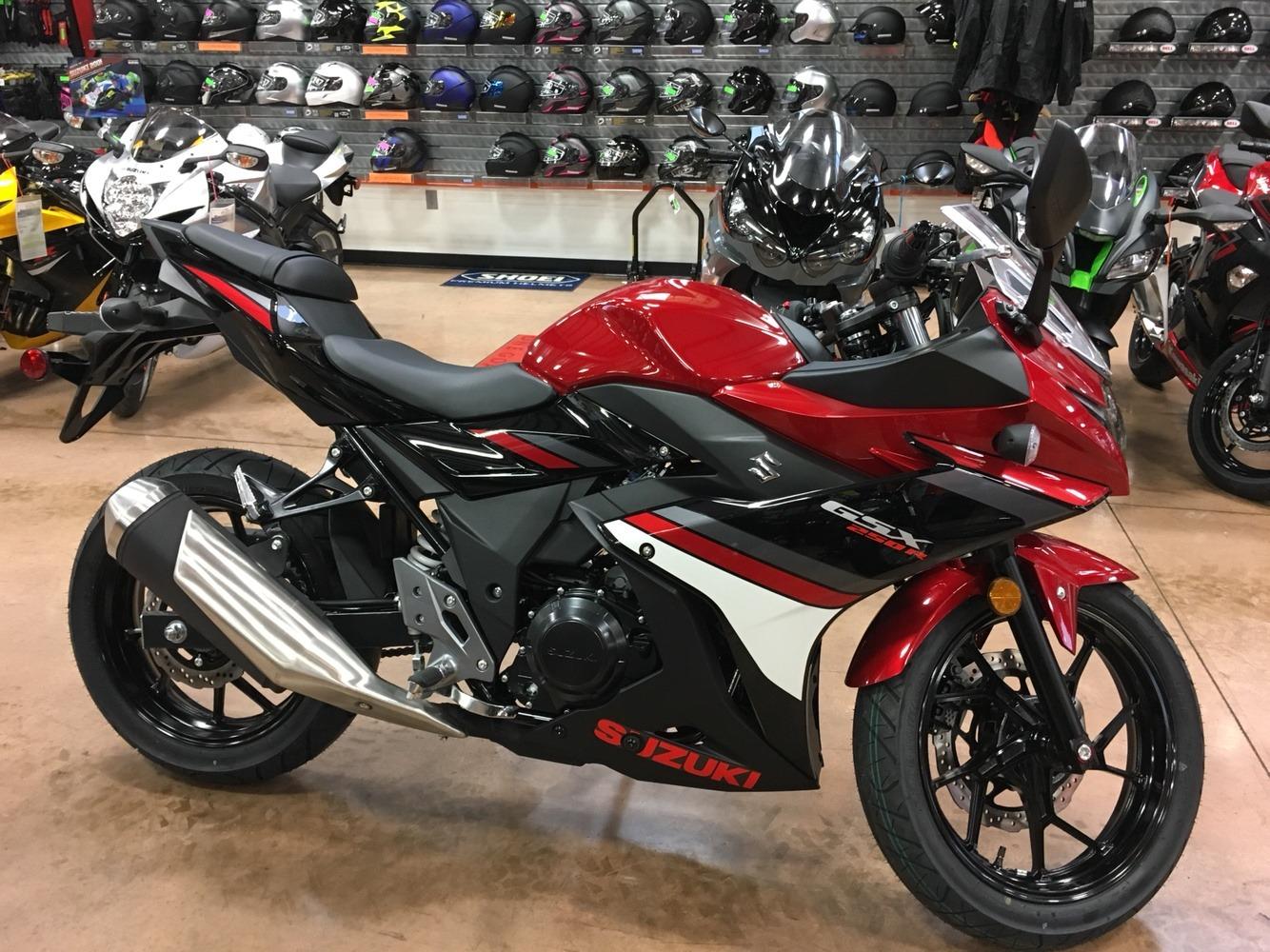2019 Suzuki GSX250R for sale 2773
