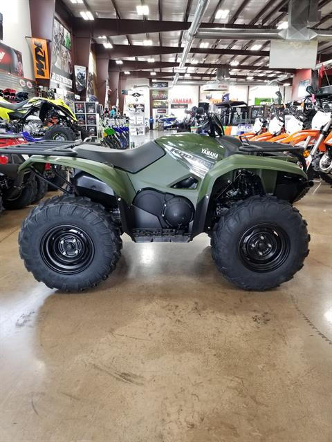 2020 Yamaha Kodiak 700 in Evansville, Indiana