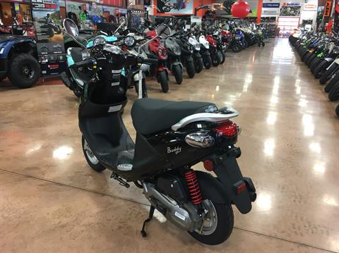 2019 Genuine Scooters Buddy 50 in Evansville, Indiana - Photo 6