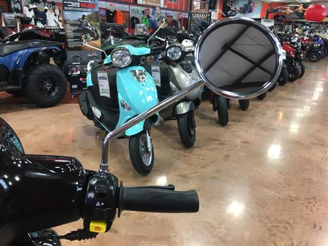 2019 Genuine Scooters Buddy 50 in Evansville, Indiana - Photo 17