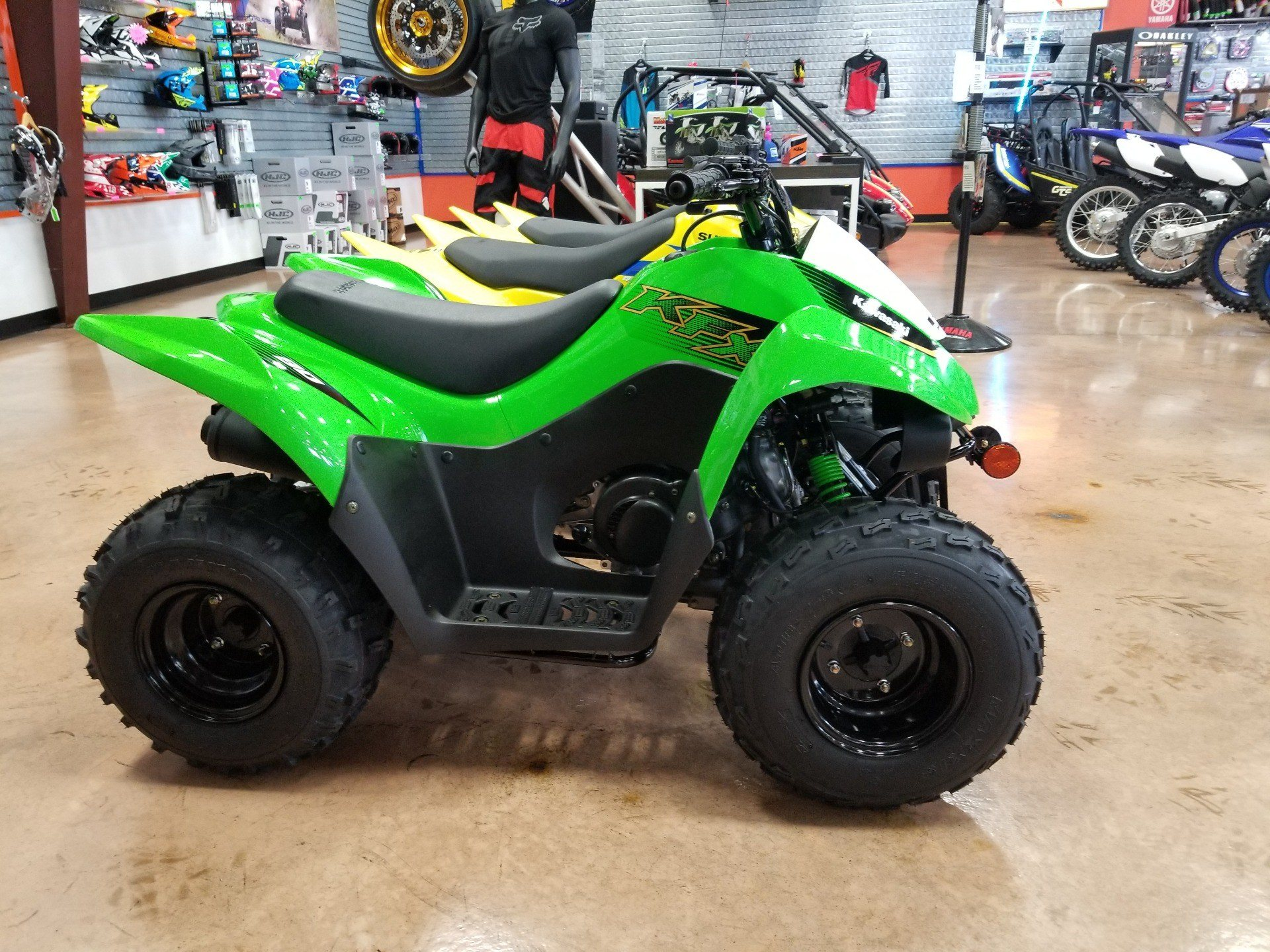2020 Kawasaki KFX 90 in Evansville, Indiana - Photo 1