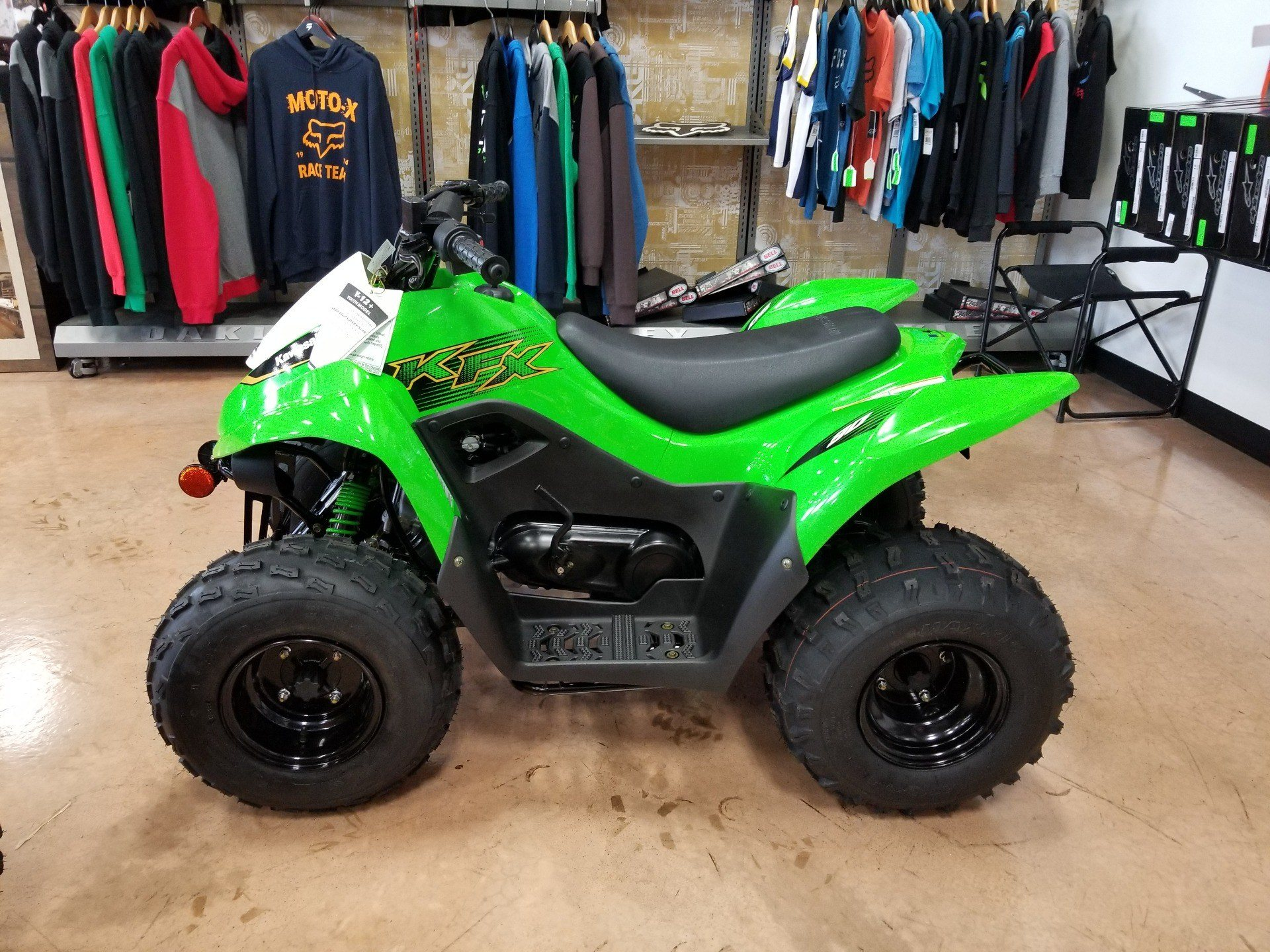 2020 Kawasaki KFX 90 in Evansville, Indiana - Photo 7
