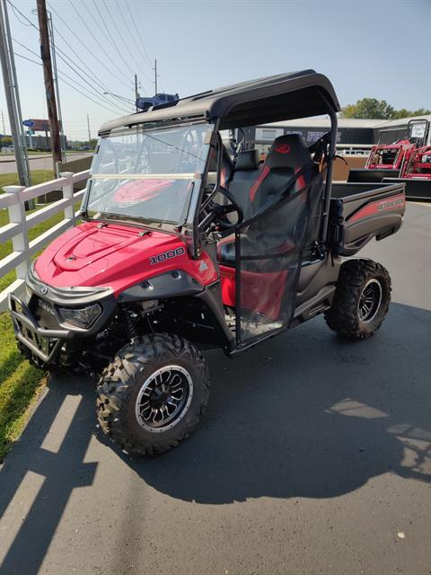 2019 Mahindra Retriever 1000 Gas Standard in Evansville, Indiana - Photo 1