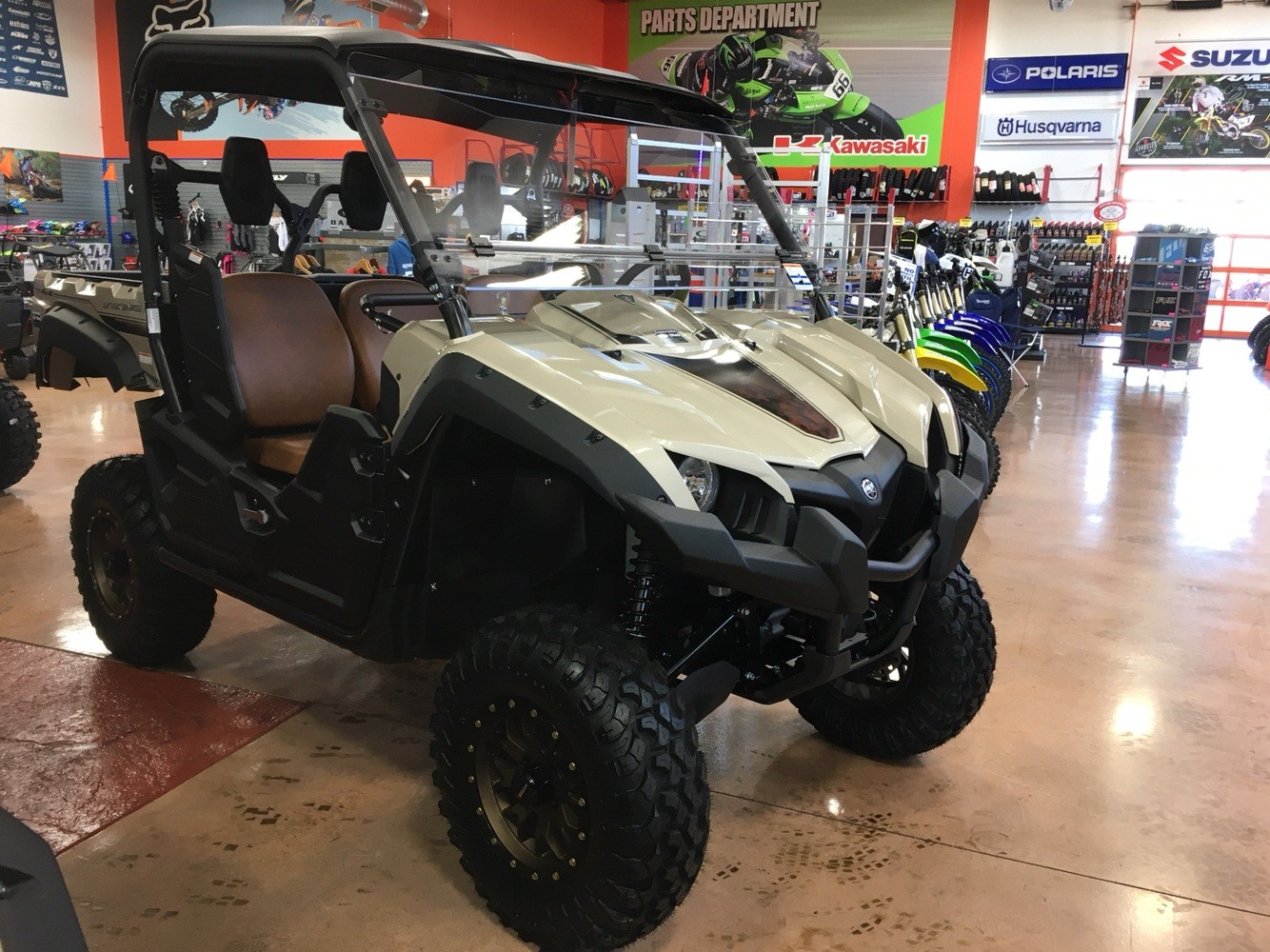 2019 Yamaha Viking EPS Ranch Edition 2