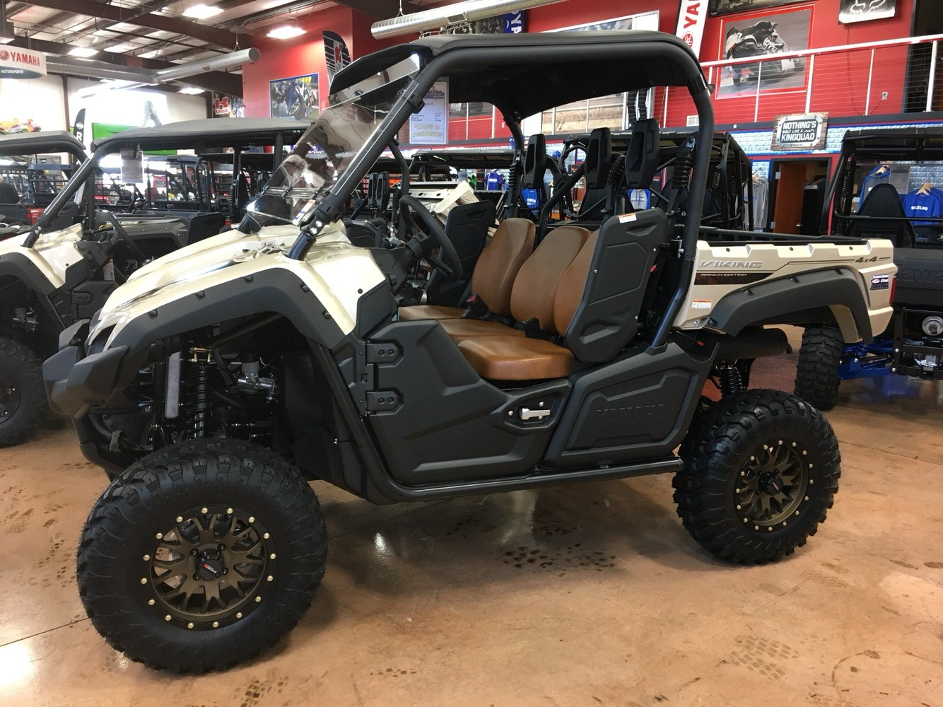 2019 Yamaha Viking EPS Ranch Edition 3