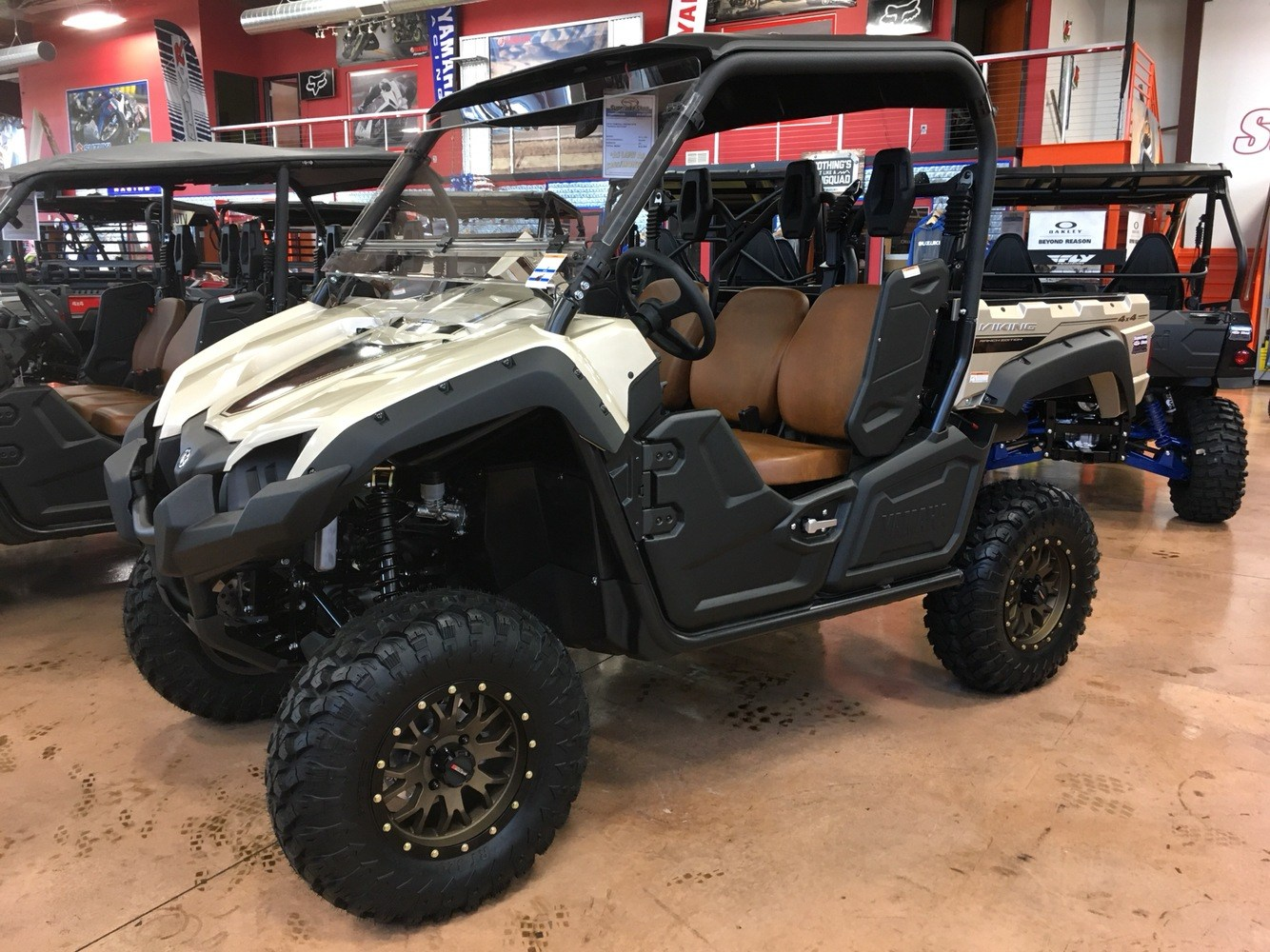 2019 Yamaha Viking EPS Ranch Edition 1