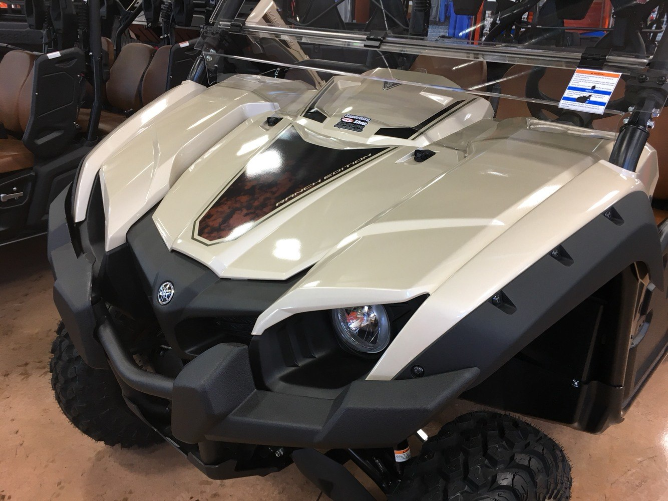 2019 Yamaha Viking EPS Ranch Edition 10