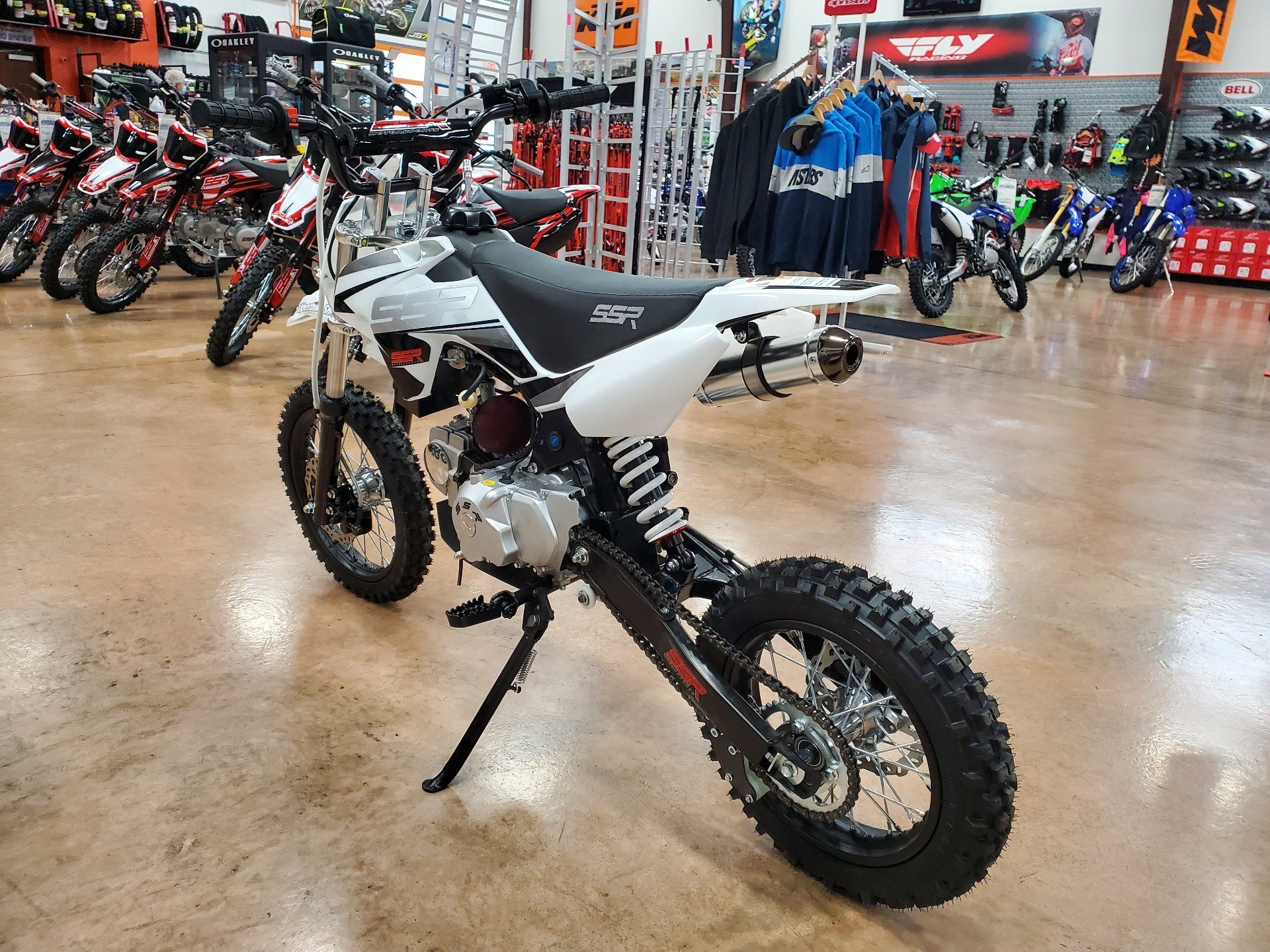 2021 SSR Motorsports SR125 Auto in Evansville, Indiana - Photo 4