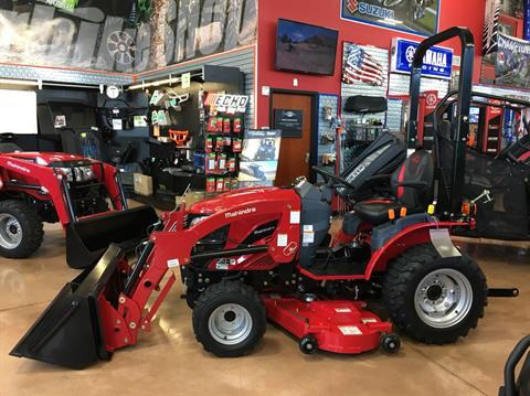 2019 Mahindra eMAX 22L HST in Evansville, Indiana - Photo 2
