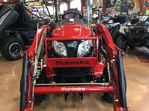 2019 Mahindra eMAX 22L HST in Evansville, Indiana - Photo 5