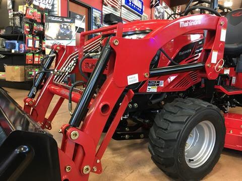 2019 Mahindra eMAX 22L HST in Evansville, Indiana - Photo 6
